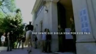 Video: Votá con responsabilidad. La venganza de San Martín y Belgrano.