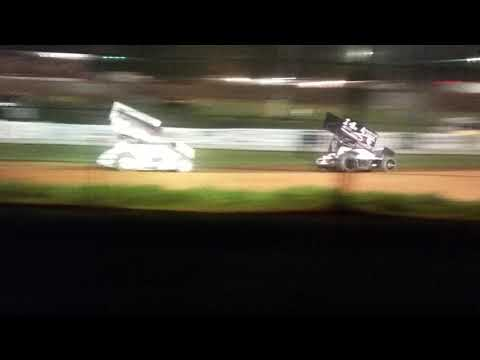 Racesaver Sprints Feature Part 3/3  Bloomington Speedway