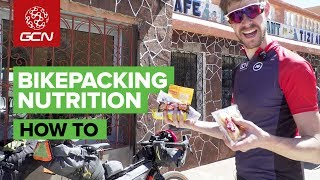 How To Eat And Drink On The Bike | GCN Goes Bikepacking