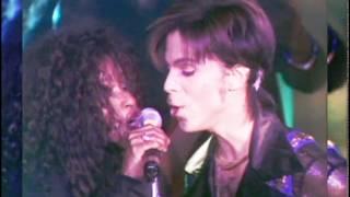 Смотреть клип Prince & Chaka - Baby, I Love You