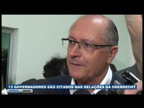 Delações envolvem 12 governadores a esquemas de corrupção