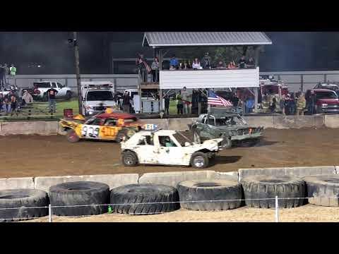 2018 Daviess County Fall Demo - Wire Class: Shawn Purdue