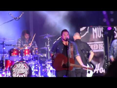 Eli Young Band - Even if it Breaks Your Heart - Country USA 2017