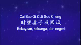 02. Wu Liang Yi Jing - De Heng Pin - Sifat Luhur Bodhisattva_Text