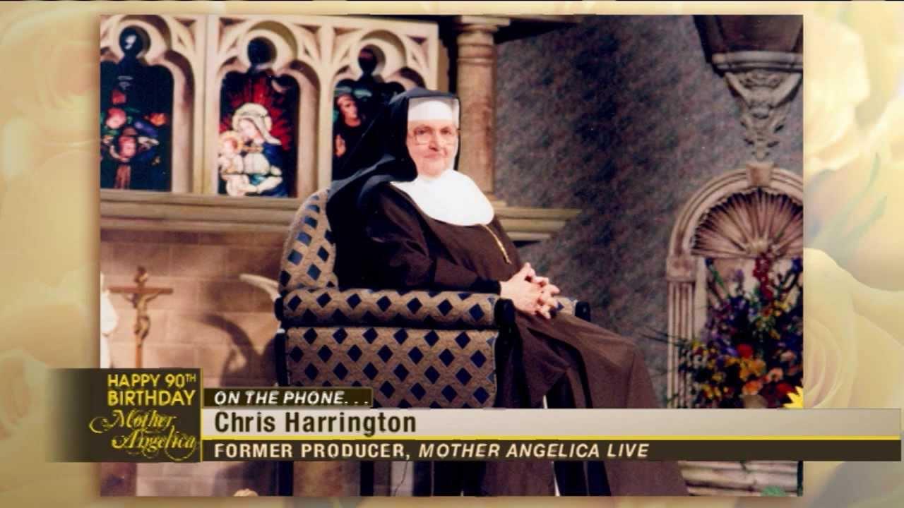 Ewtn Live 2013 04 17 Mother Angelica S 90th Birthday