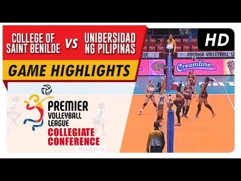 CSB vs. UP | PVL Season 2 Collegiate Conference | Game Highlights | September 18, 2017