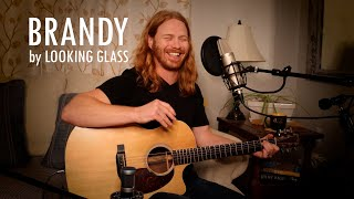 """""""Brandy"""" by Looking Glass - Adam Pearce (Acoustic Cover)"""