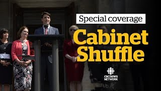 Cabinet Shuffle: Power & Politics special coverage