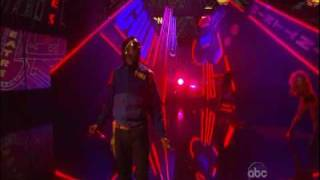 2008 AMA Kanye Performs Heartless
