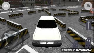E30 Şahin Parking