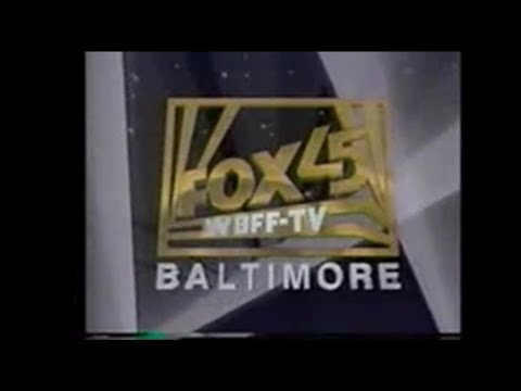 Commercial Breaks - WBFF-TV45 Baltimore - December 22, 1990 from YouTube · Duration:  2 minutes 38 seconds