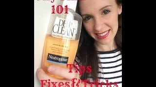 Oily Skin 101 - Tips, Fixes & Tricks Thumbnail