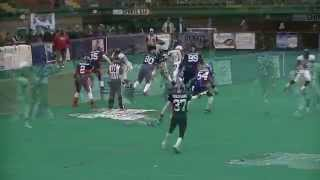 Detroit Thunder -v- Port Huron Patriots Highlights 2013