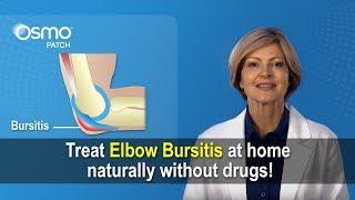 Elbow Bursitis - Drug Free Treatment (Olecranon bursitis)