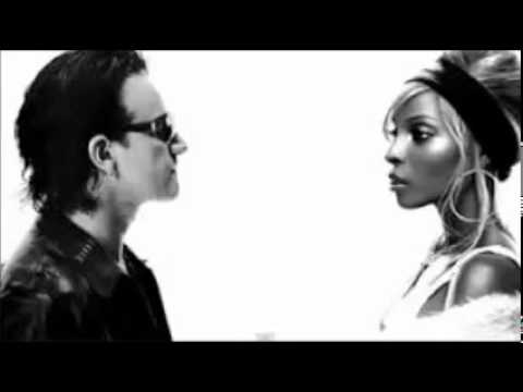 One U2 Mary J Blige Album The Breakthrough Youtube
