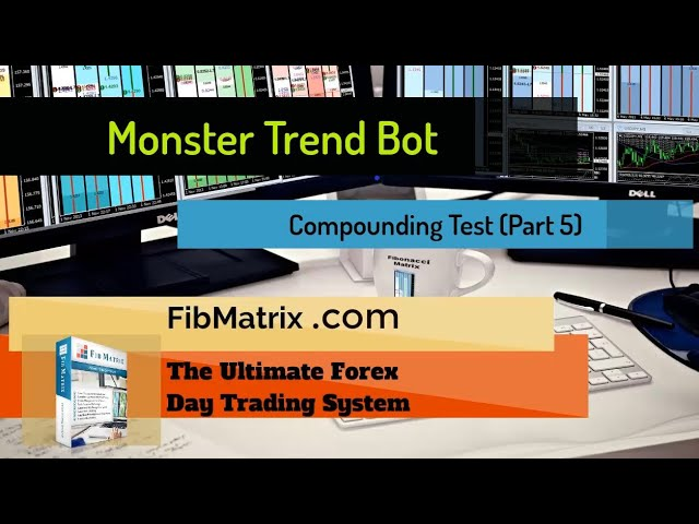 UP 84% in Just One Month! Monster Compounding update (Part 5) Automated Forex Trading Software