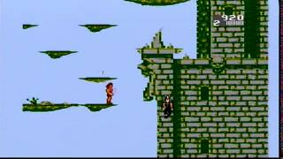 Conan: The Mysteries of Time (NES) Full No Death Play Through