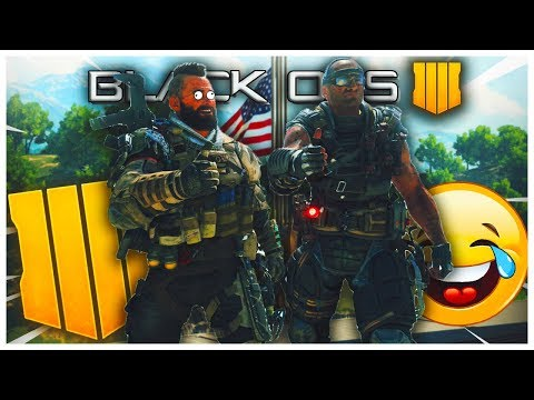 "BLACKOUT ""FUNNY MOMENTS"" WITH BMOH - BLACK OPS 4 BLACKOUT GAMEPLAY - Funny Moments"