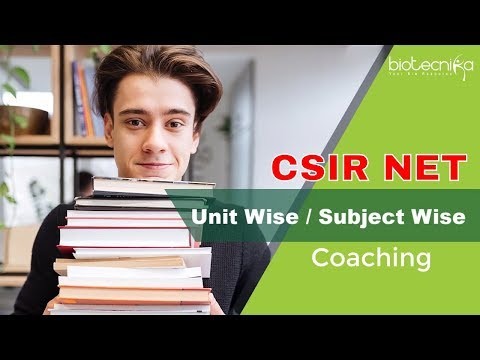 CSIR NET Life Science Important Topics / CSIR NET Reference
