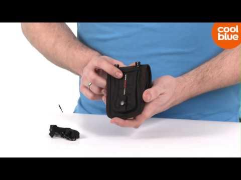 LowePro Rezo 15 cameratas videoreview (NL/BE)