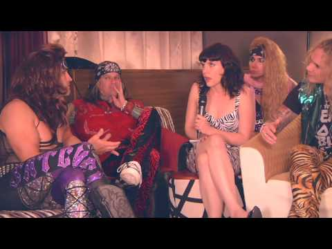 Steel Panther Interview Sep 2013: SF Media