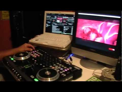 VJ Mix Sessions - Mini Music Video Mix Live on Virtual DJ & VMS4