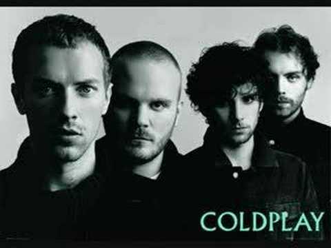 Clocks-Coldplay(lyrics In Box)