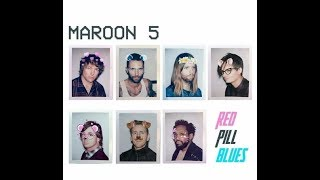 """Maroon 5 """"Red Pill Blues"""" First Reaction"""