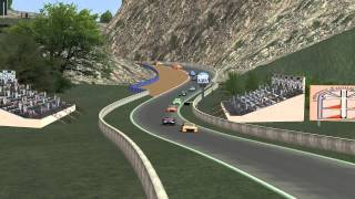 Simracing Maniacs - XTC Trailer HFS Valley (GTR2 & Project CARS)