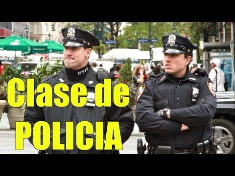 Cómo entender comandos en inglés si te detiene la policía en Los Estados Unidos (MUY IMPORTANTE)