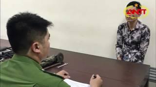 Bắt hai đối tượng trộm xe ở Kinh Môn (Hải Dương)