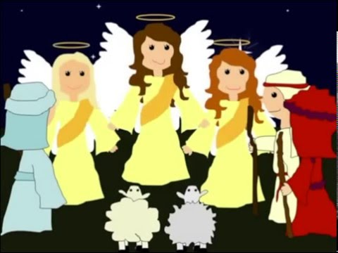 Pastori di Betlemme - canzone di Natale per bambini