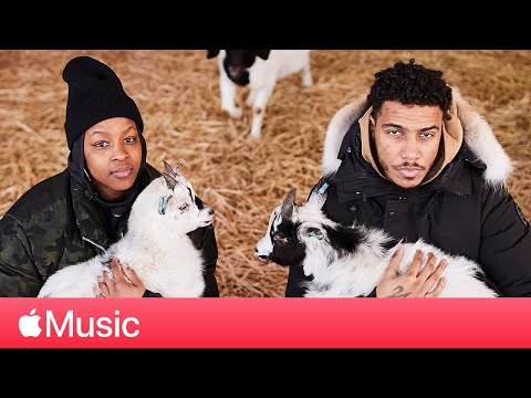 AJ Tracey and Julie Adenuga: GOATWATCH  Beats 1  Apple