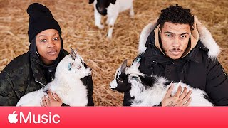 AJ Tracey and Julie Adenuga: #GOATWATCH | Beats 1 | Apple Music