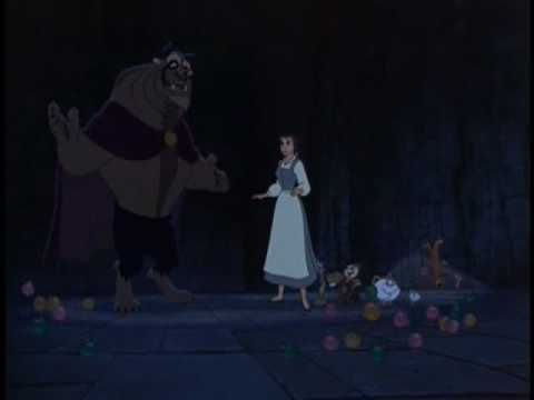 Beauty and the Beast: The Enchanted Christmas in 30 Seconds - YouTube