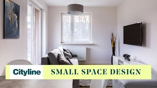 How to break the outdated rules of decorating small rooms
