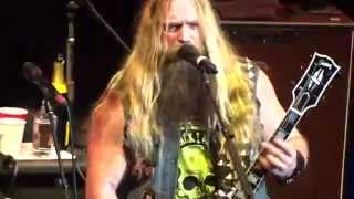 FOO FIGHTERS WITH ZAKK WYLDE - Fairies Wear Boots 01-10-2015