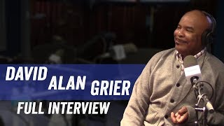 David Alan Grier - 'Snap Decision', Auditioning for 'Seinfeld', Jim Carrey - Jim & Sam