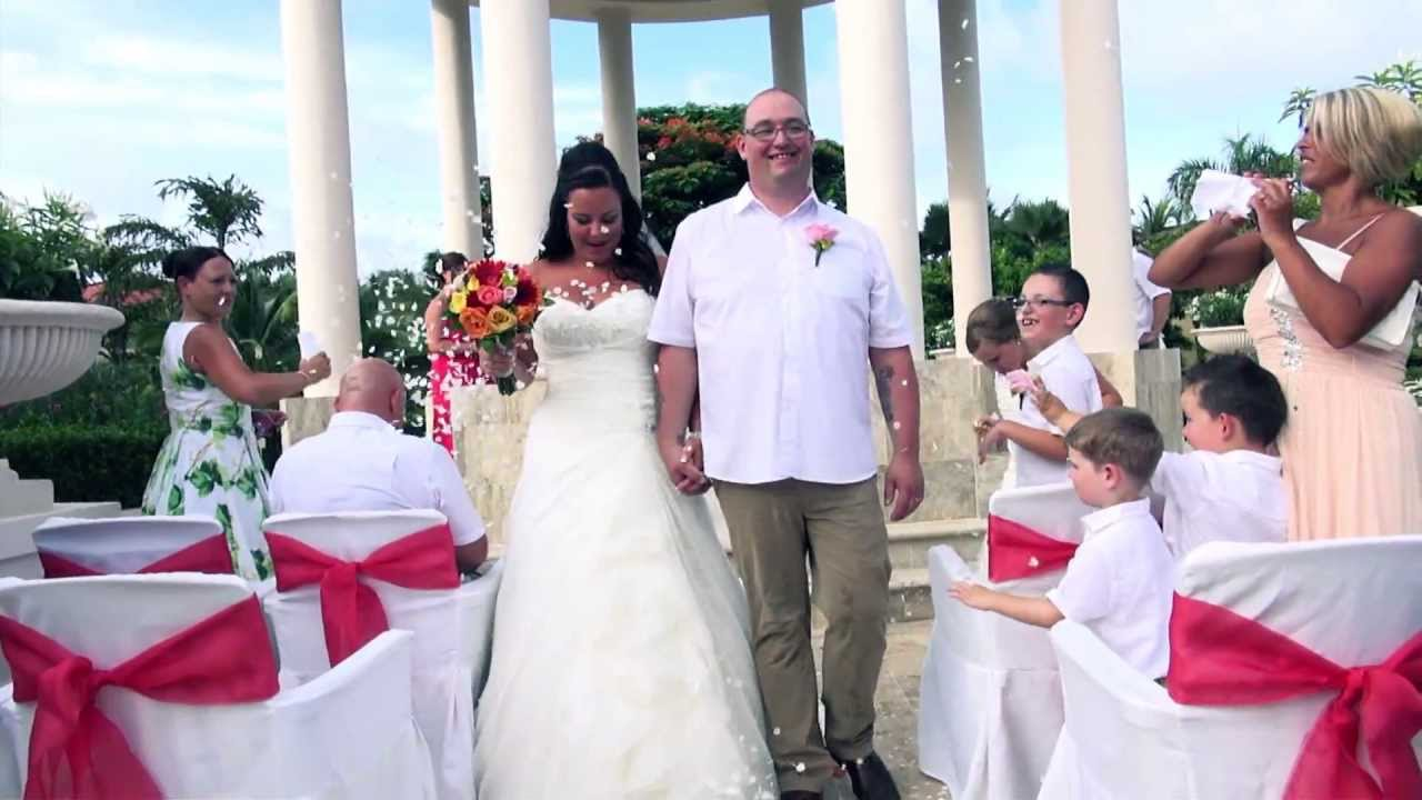 Dreams Punta Cana Wedding August 2017 Sneak K