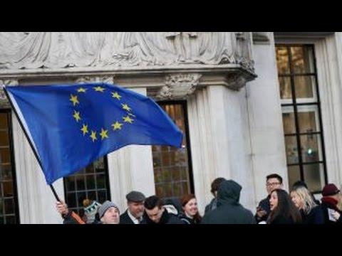 Europe's anti-establishment shift