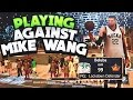 Playing against mike wang 99 overall legend with secret badges got the best jumper in nba 2k17 mp3