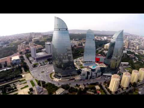 The Most Beautiful Places in Baku (AZERBAIJAN)