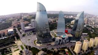 The Most Beautiful Places in Baku (AZERBAIJAN)