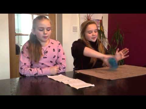The Cup Song by Lily and Katy Reed.