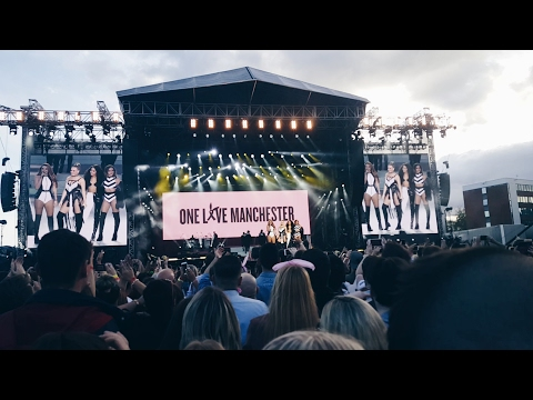 "Little Mix - Wings (HD) Live ""One Love"" Manchester 4.6.17 