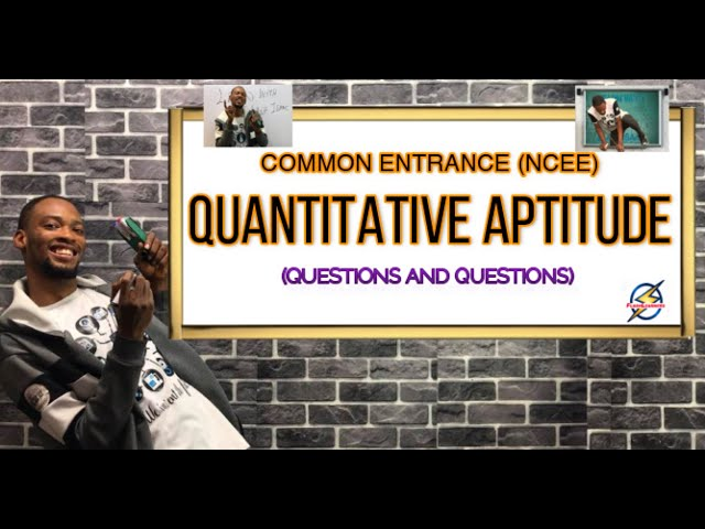 Likely 2021 NCEE Quantitative Reasoning | Detailed Solution