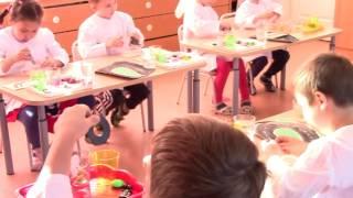 открытый урок в детском саду . Магниты