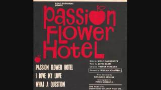 John Barry - The Syndicate (instrumental) from PASSION FLOWER HOTEL
