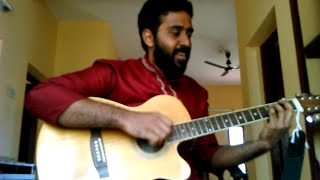 Download Hindi Video Songs - Chundari Penne Acoustic cover ft Anaz Baadshah