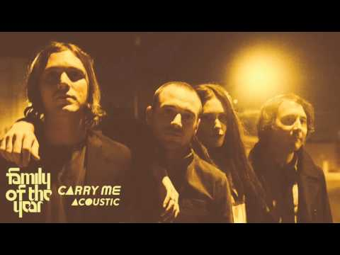 Family of the Year - Carry Me [Acoustic] feat. Z. Berg (Phases) & Erica Driscoll (Blondfire)